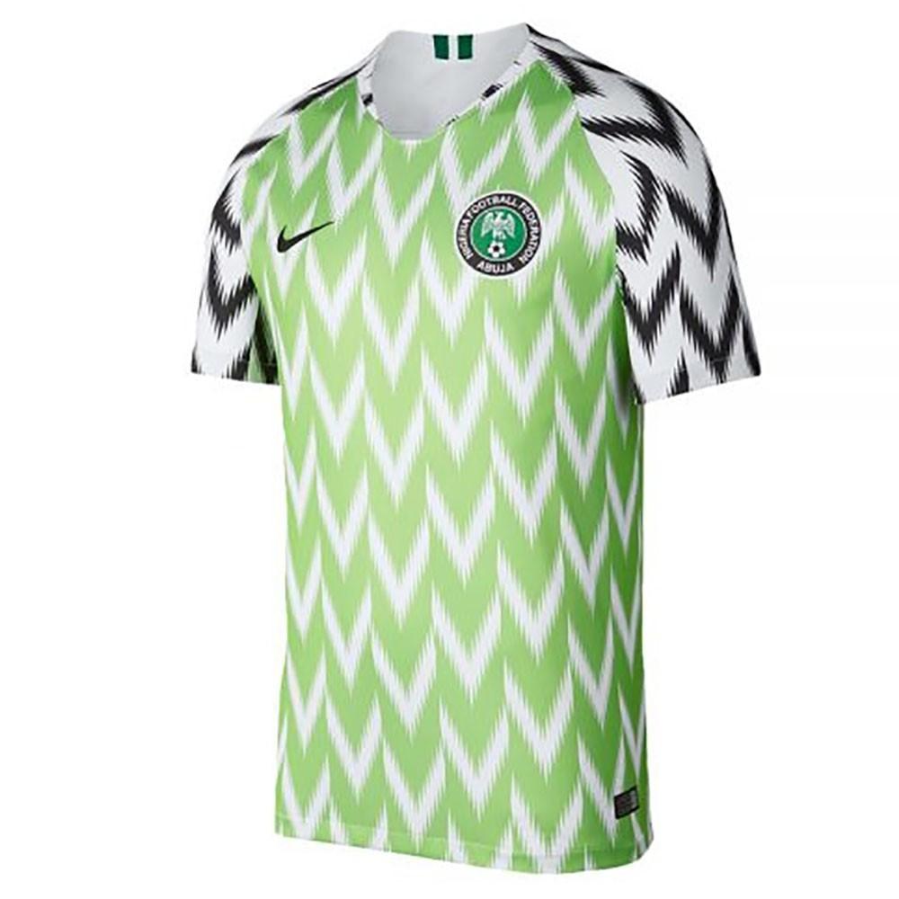MAILLOT NIGERIA DOMICILE 2018-2019