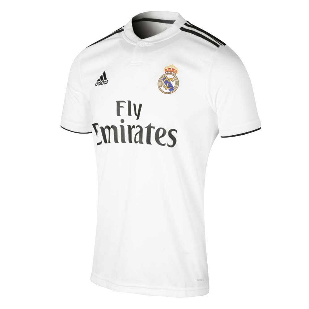 MAILLOT REAL MADRID  DOMICILE 2018-2019