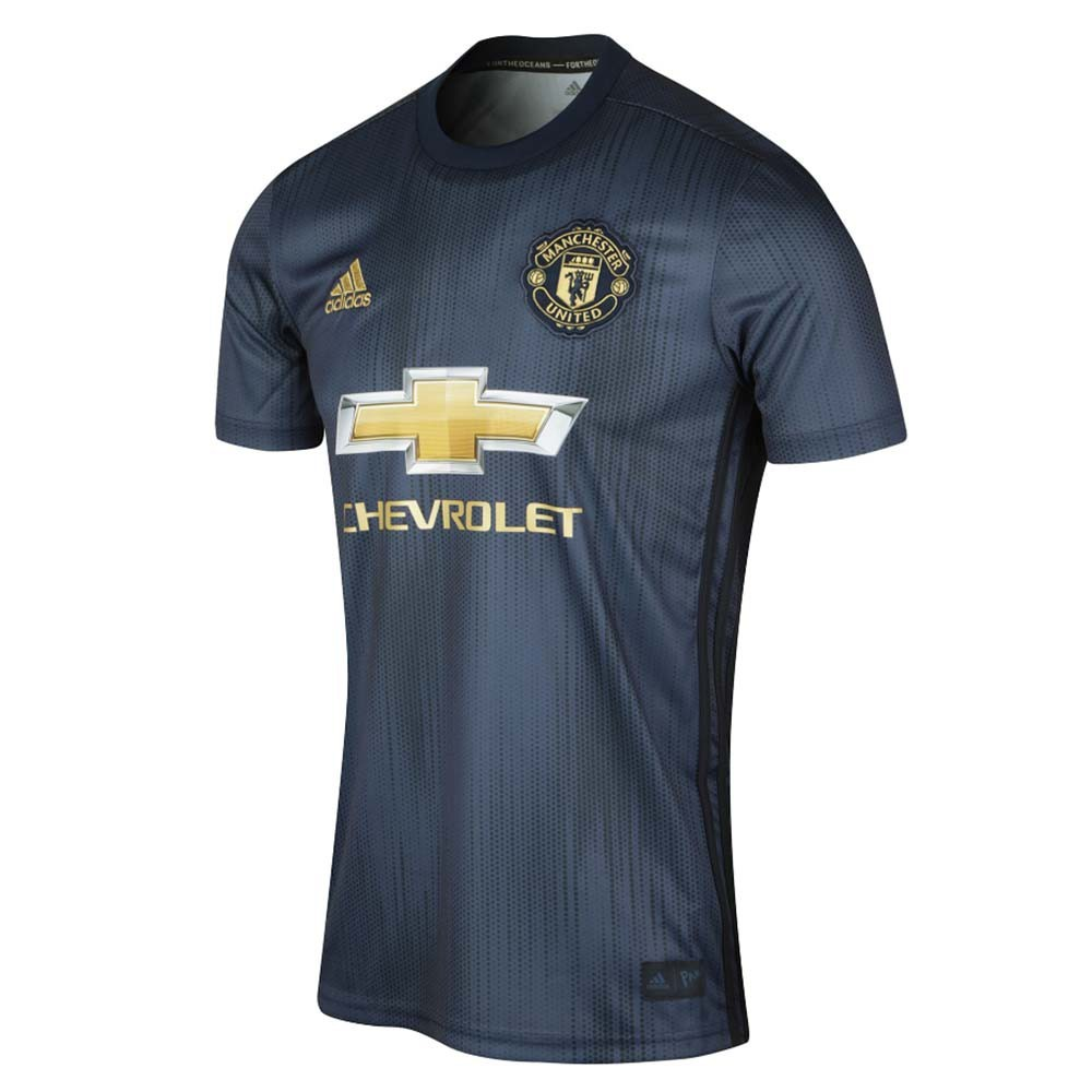 MAILLOT MANCHESTER UNITED THIRD 2018-2019