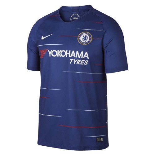 PACK CHELSEA DOMICILE. ENSEMBLE ADULTE MAILLOT ET SHORT 2018-2019