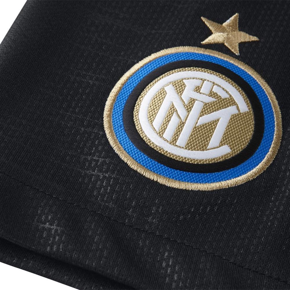 PACK INTER MILAN DOMICILE. ENSEMBLE ADULTE MAILLOT ET SHORT 2018-2019