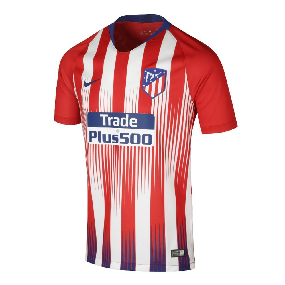 MAILLOT ATLETICO MADRID LEMAR DOMICILE 2018-2019