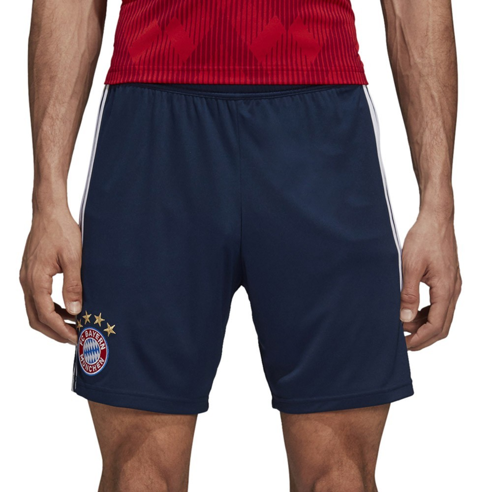 PACK BAYERN MUNICH DOMICILE. ENSEMBLE ADULTE MAILLOT ET SHORT 2018-2019