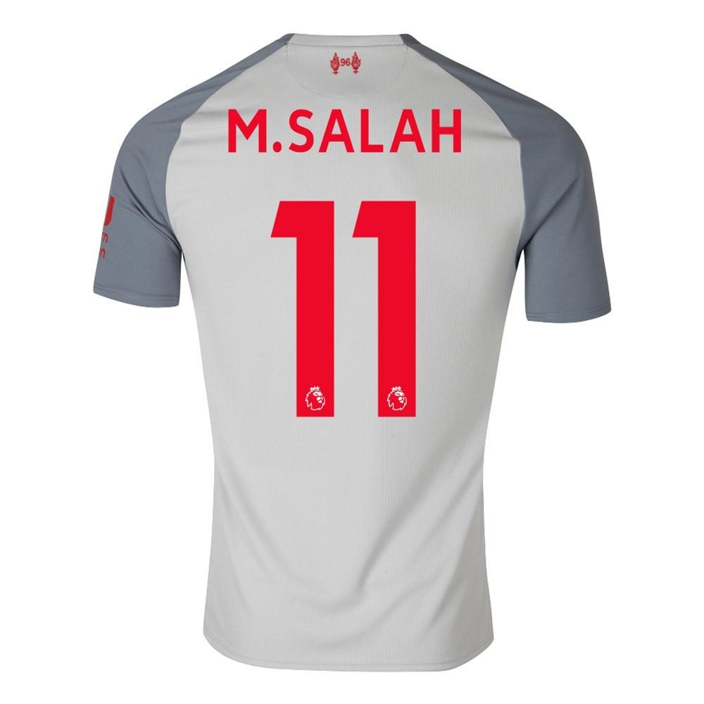 MAILLOT LIVERPOOL SALAH THIRD 2019-2019