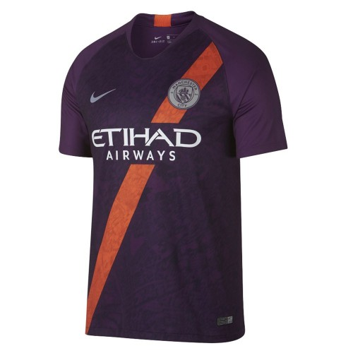 MAILLOT MANCHESTER CITY THIRD 2018-2019