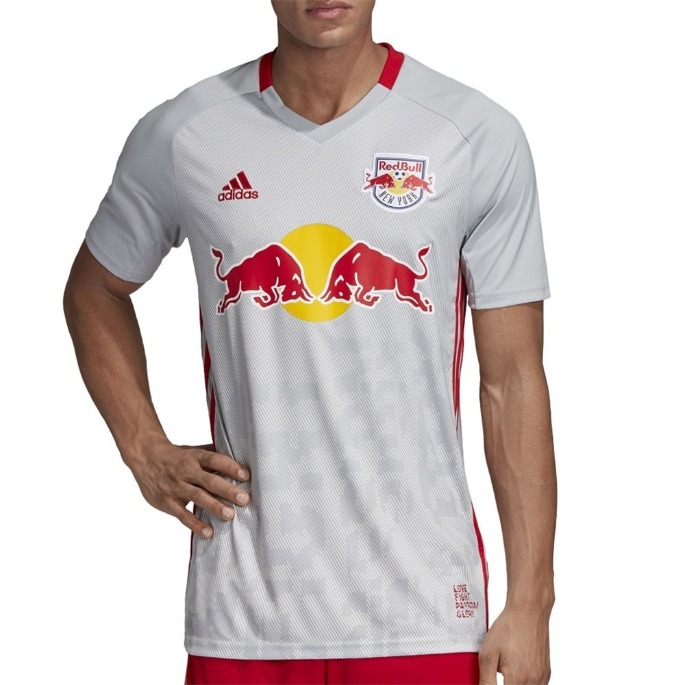 MAILLOT RED BULL NEW YORK DOMICILE 2018-2019