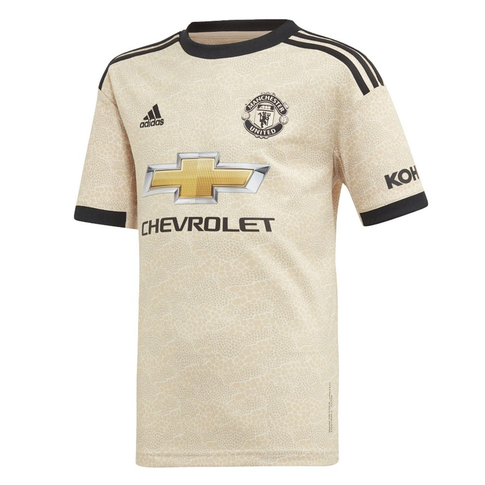 MAILLOT MANCHESTER UNITED EXTERIEUR 2019-2020