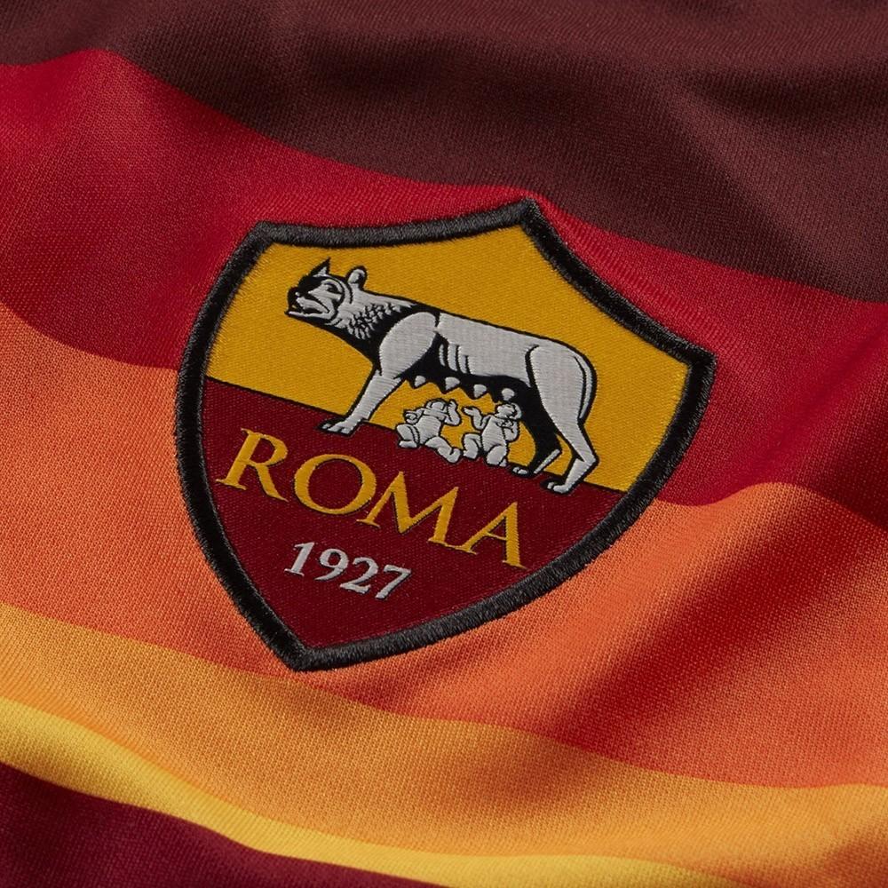 MAILLOT AS ROMA DOMICILE 2020-2021