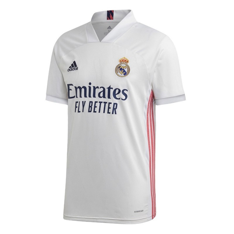 MAILLOT REAL MADRID DOMICILE 2020-2021