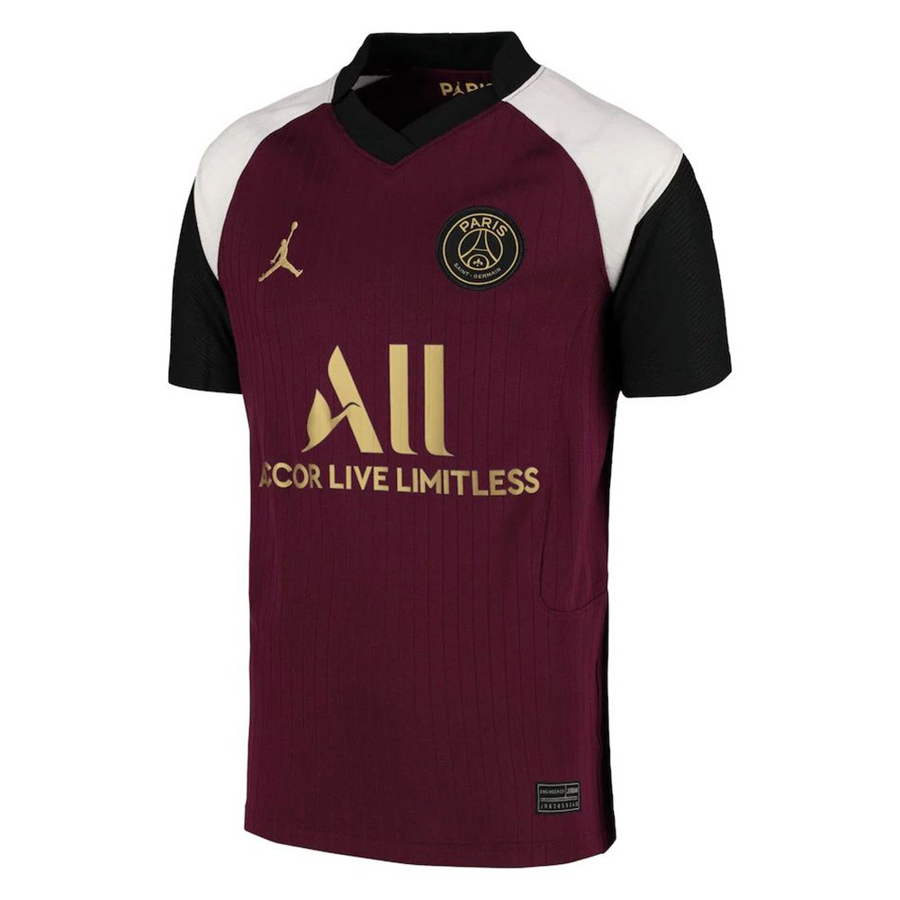 MAILLOT PSG MBAPPE THIRD 2020-2021