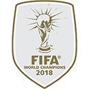 Patch FIFA World Champions 2018 (12€)