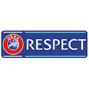 Patch UEFA Respect (-40%) : 6 €
